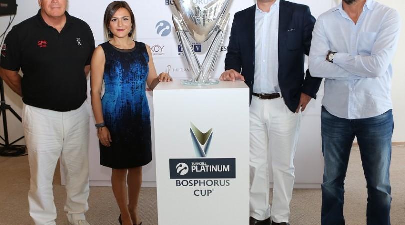 Turkcell Platinum Bosphorus Cup 2015 Başlıyor – Akillitelefon.com