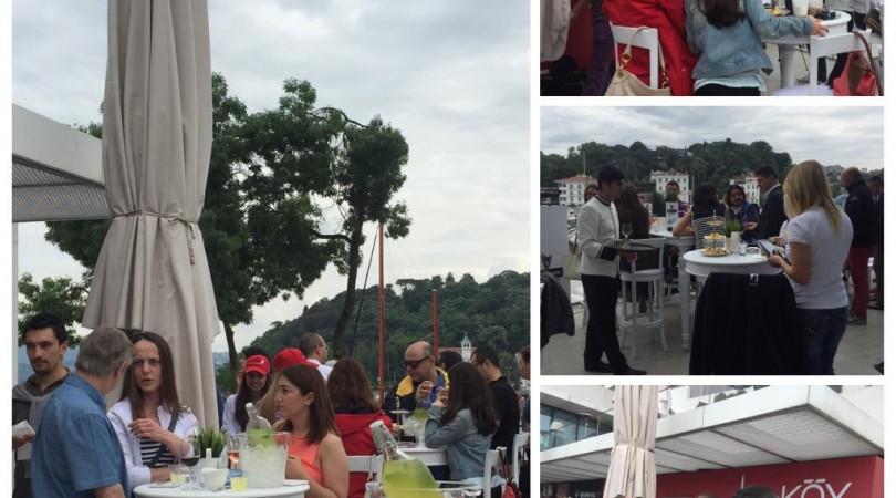 Bosphorus Cup Heyecanı Dorukta