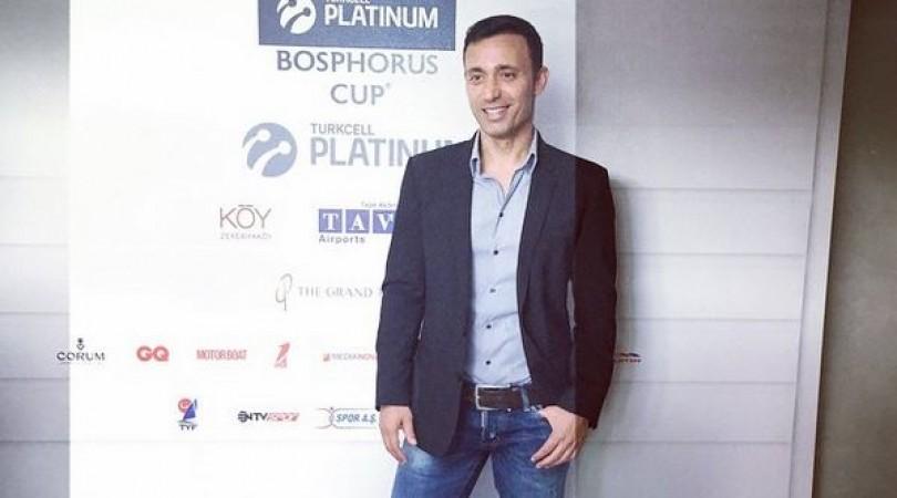 Mustafa Sandal BosphorusCup 2015 Etkinliğindeydi
