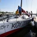 Turkcell Platinum Bosphorus Cup 2015 Sailing Team Antrenmanı