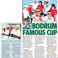 Bodrum Famous Cup – Ece Vahapoğlu – Milliyet Cadde